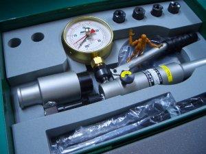 画像1: カクタスアンカーボルト引抜耐力検査装置アンカーテスター