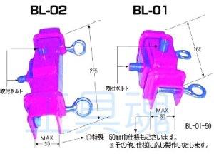 画像2: ダイワ製作所延線ローラー専用ブラケット