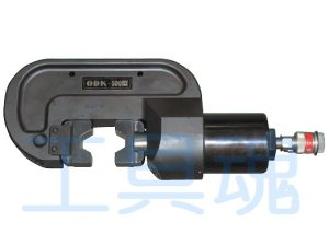 画像1: 大阪電具ケーブル接続用油圧圧縮工具