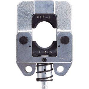 画像2: カクタスCT-8・EW-8DX用T形圧縮ダイス