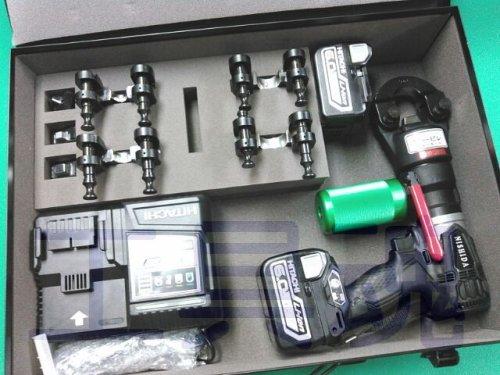 他の写真1: 西田製作所マルチパワーツールアービレ200mm2端子圧着セット