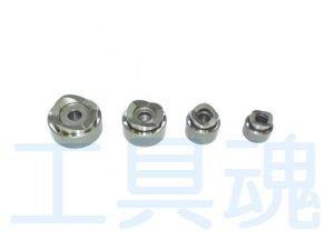 画像1: 西田製作所電線管用ワンタッチ・チャッカー薄鋼管用刃物