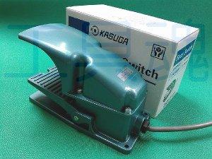 画像1: 育良精機ケーブルウインチ用フットスイッチ