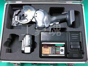 画像1: マクセルイズミREC-Li33Y充電式ケーブルカッタ