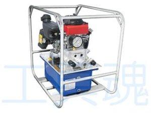 画像2: マクセルイズミエンジン式油圧式ポンプHPE-V2S