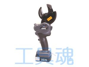 画像2: マクセルイズミREC-Li33Y充電式ケーブルカッタ