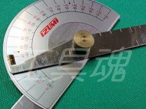 画像2: マクセルイズミ油圧式パイプベンダ用角度ゲージ