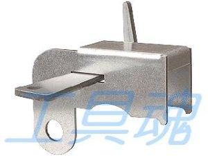 画像1: NSP横バタ浮止め金具(Ф50/60角兼用)