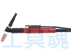 画像1: Panasonicフレキシブル型空冷式TIG溶接用トーチ
