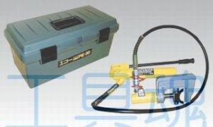 画像2: エコー精機パイプ圧着機(スクイズオフ工具)