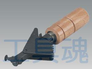 画像2: ガス専用二層被覆鋼管保護層カッター