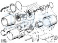 エバラウェットクリーナー25CLP2用部品