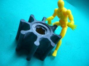画像1: 荏原TRD型ラバ-ベ-ンポンプ用部品