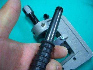 画像2: エコー精機 パイプ圧着機 ポリスターII