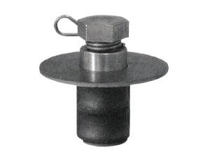 画像1: 岡部鉄骨柱建レベル調整機材ファブベース