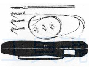 画像2: 長谷川電機工業送電線用アースフックセット