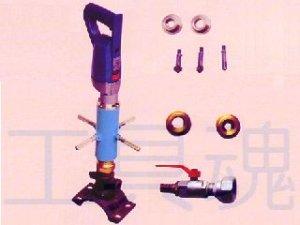画像1: 板橋機械工業電ドル式不断水穿孔機(ライニング管ドリル付用セット)
