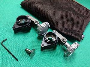 画像1: レッキス工業ステンレスフレキシブル管用ツバ出し工具セット