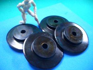 画像1: リードロータリーパイプカッター替刃