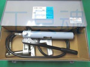 画像1: 亀倉精機 手動油圧パイプ断水機
