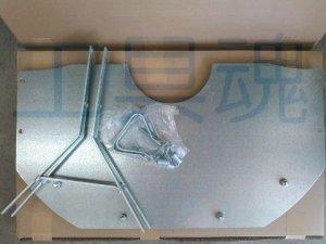 画像2: SPOT帯鉄用コイルスタンド16mm19mm兼用
