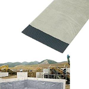 画像1: ダイプラ擁壁用透水マットグリシート
