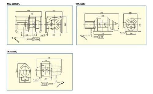 他の写真1: トーヨーコーケン100V定置型ウインチベビーマイティ