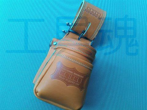 ニックス最高級グローブ革チェーンタイプ小物腰袋〈VAストリッパーフォルダー〉